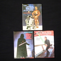 Star Wars Storybook 3 Volumes Hardcover Books Empire Strikes Back Return... - $19.97