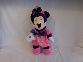 "Disneyland 2013 12"" Believe in Magic Princess Minnie Mouse Plush Stuffed... - $15.02"