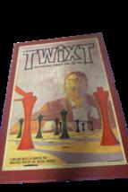 Vintage 1962 Twixt 3M Bookshelf Board Game Complete In Original Box - £14.39 GBP