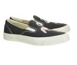 Converse CTAS Deck Star 67 Slip On Flamingo Black Mens Sneakers 160488C - $49.95