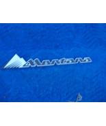 2000 PONTIAC MONTANA SIDE TRIM NAME PLATE EMBLEM OEM USED ORIG PONTIAC G... - $33.24