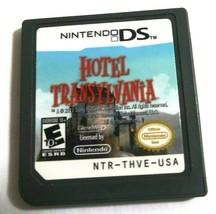 Hotel Transylvania Nintendo DS, 2012 Game Only No Case - $8.88