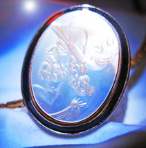 HAUNTED WIZARD OF KARMIC CLEANSE NECKLACE EXTREME MAGICK 7 SCHOLARS CASSIA4 - $91,007.77