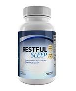 Dr.Colbert's Restful Sleep - 60 Day Supply - 60 Veggie Capsules - Melato... - $19.52