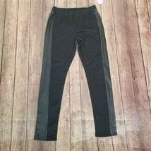 Place Girls Black Elastic Waist Straight Leg Pants Size XL (14) CA40465 - $20.78