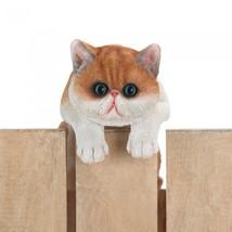 Climbing Big Eyed Kitten Giles Décor - $29.00