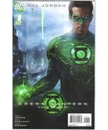 Green Lantern Movie Prequel Comic Book Hal Jordan DC 2011 NEAR MINT UNREAD - $2.99