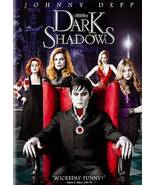 Dark Shadows ( DVD ) - $1.98