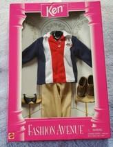 New!Ken Fashion Avenue Pants, Shirt, Shoes, Sunglasses #18099 - $14.84