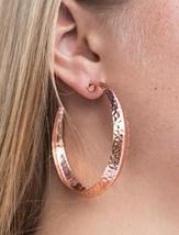 Jungle To Jungle Copper Earring - $5.00