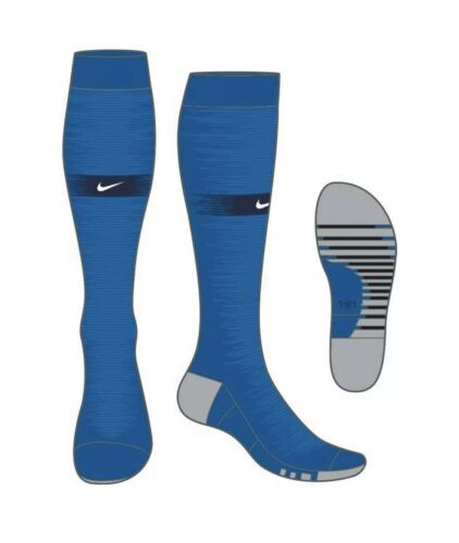 NIKE USA Stadium Cushioned Dri-Fit OTC Soccer Socks Men (10-11.5) WMNS (11.5-13)