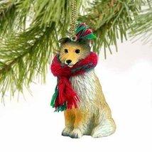 Sheltie Miniature Dog Ornament - Sable - $10.99