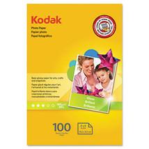 Kodak Photo Paper 6.5 mil Glossy 4 x 6 100 Sheets/Pack 1743327 - $27.90