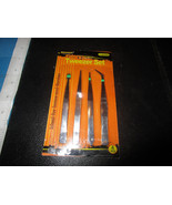 Tweezer Set 4 Piece Howdy - $2.44