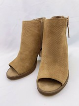 New In Box Nine West Merlahnio High Heel Ankle Boots Shoes Size 5 /5.5 25025396 - $59.99