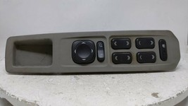 2004-2006 CADILLAC SRX Driver Left Door Master Power Window Switch 41858 - $18.80