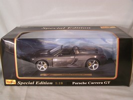 Porsche Carrera GT 1:18 scale diecast Special Edition Maisto - $45.08