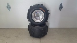 Kenda Sand Gecko Rear Tires & DWT  6061 Rim Package - $198.98