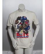 Buffalo Bills Shirt (VTG) - Cartoon Billy Bufallo by Jack Davis 1980s - ... - $85.00