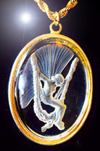 HAUNTED NECKLACE FLIGHT OF ANGELS BLESS ALL OOAK OFFERS ONLY MAGICK 7 SC... - $89,000.77