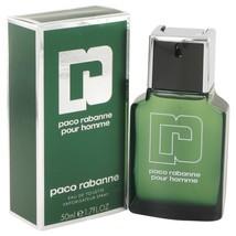 Paco Rabanne By Paco Rabanne Eau De Toilette Spray 1.7 Oz 400255 - $33.84