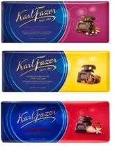 Karl Fazer Chocolate Milk Dark Hazelnut  200g  Made in Finland - $9.19+