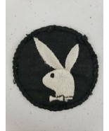 Vintage Rare 1960's Playboy Bunny Sew-On Embroidered Souvenir Collectibl... - $22.21