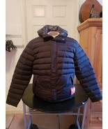Men's Northface NWT Beacon 550-Down Insulated Hooded Puffer Black Jacket... - $149.99