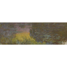 Water Lilies (Nympheas) - Claude Monet Paint By Numbers - $28.59