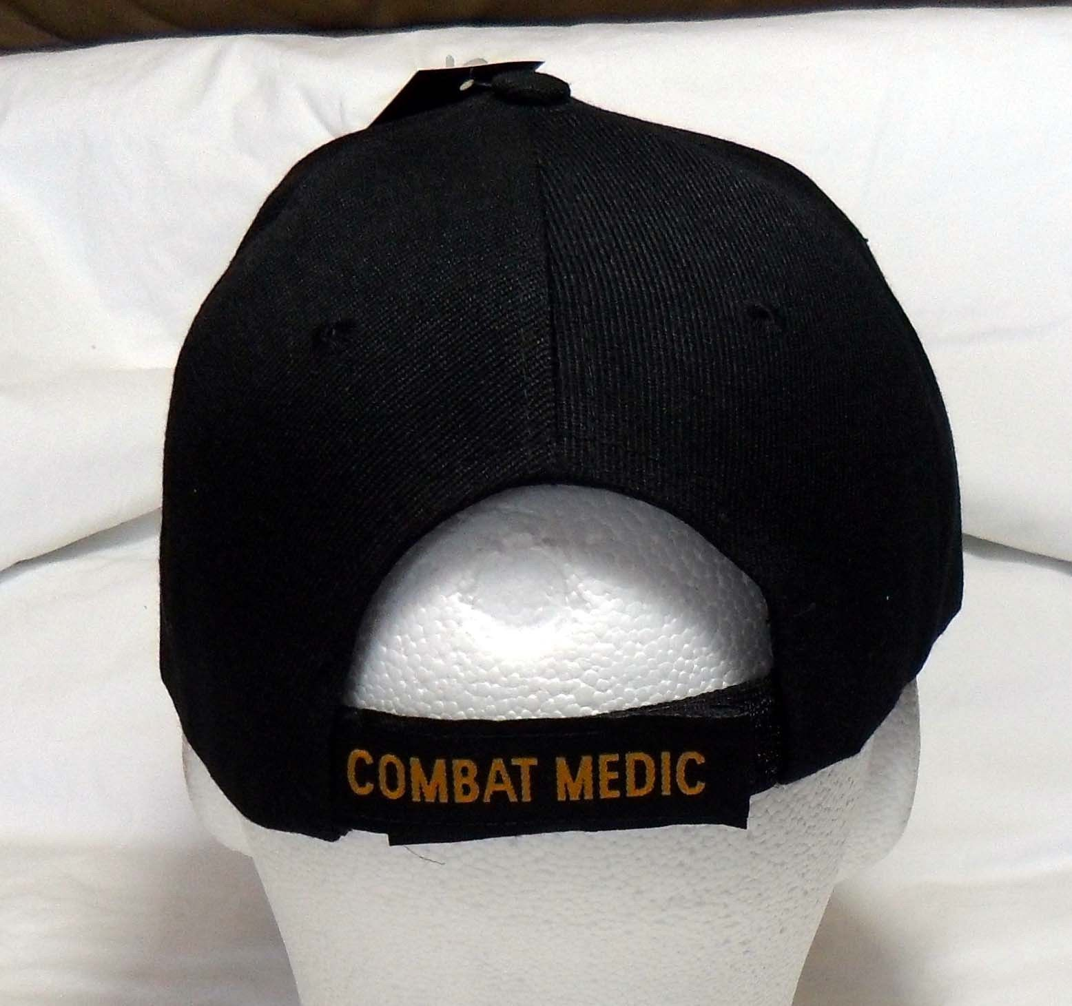 US ARMY COMBAT MEDIC Field Medic U.S. Army Officially Licensed Baseball Cap Hat