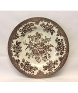 "Royal Stafford England Asiatic Pheasant 8.5"" salad or dessert plate brown - $10.00"