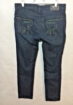 ROCK & REPUBLIC Women's Slim Denim Blue Jeans SIZE 27 - $17.75