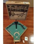 Ballpark Classics Mechanical Wood Model Baseball Game Tabletop Tudor Gam... - $247.49