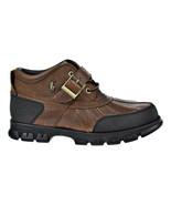 Polo Ralph Lauren Dover III Mens Winter Boots Brown 812168222-HQ9 - $129.95