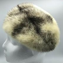 Monsieur Jacques Original Unknown Fur Hat Size Small Vintage 21.25 Inches - $24.75