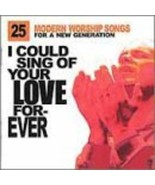 I Could Sing of Your Love Forever [Audio CD] - $6.43