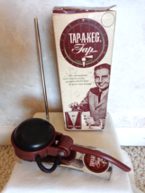 Vintage Tap-A-Keg Beer Tapper by Home Tap (#2926) - $9.99