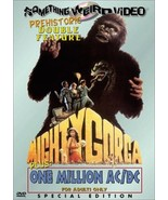 The Mighty Gorga / One Million AC/DC (DVD, Something Weird Video) *NEW R... - $14.36