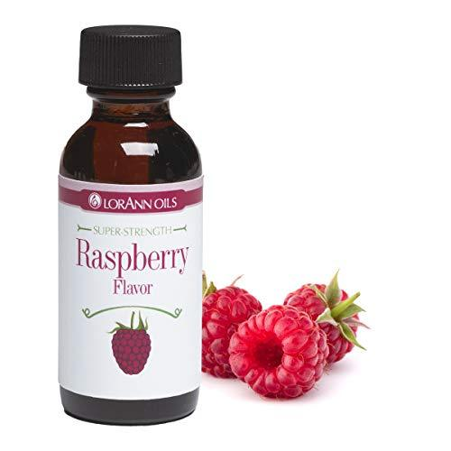 Primary image for LorAnn Raspberry Super Strength Flavor, 1 ounce bottle