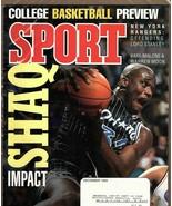 Sport Magazine December 1994 Shaq Impact Orlando Magic - $6.92