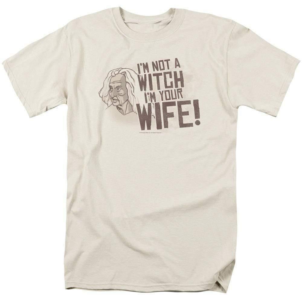 "The Princess Bride t-shirt ""I'm not a witch"" retro 80's comedy graphic tee PB115"