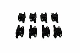 Ignition Coil 8 Piece Set For Chevrolet GM Pontiac LS LSX LS1 LS2 LS3 LS6 LS7 image 1