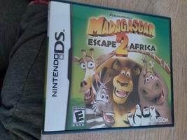 Nintendo DS Madagascar: Escape 2 Africa image 1