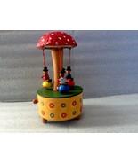 Swiss Reuge Animated Maypole Music Box The Last... - $85.00