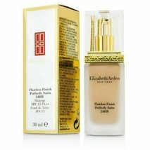 Elizabeth Arden Flawless Finish Perfectly Satin Makeup DISCONTINUED Soft... - $36.47