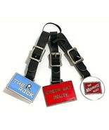 The Rock Green Bay Route Milwaukee Road RAILROAD WATCH FOB Lot x3 CLASSI... - $28.53