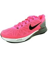 Nike Womens Shoes Lunarglide 654434 101/600 Running Mesh White Pink Athl... - $69.99