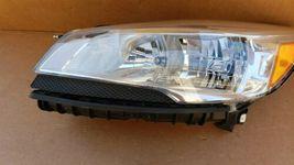 13-16 Ford Escape Halogen Headlight Head Light Lamp Driver Left LH image 7