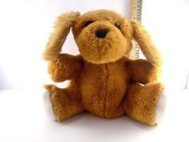 "Labrador Golden Brown Retriever Puppy Dog Plush Full Body Puppet 9"" Teac... - $13.85"