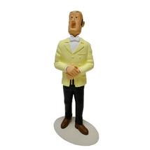 Nestor resin statue from Cllection Musée Imaginaire Tintin